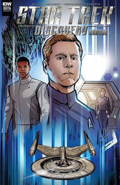 Star Trek – Discovery Annual 2018