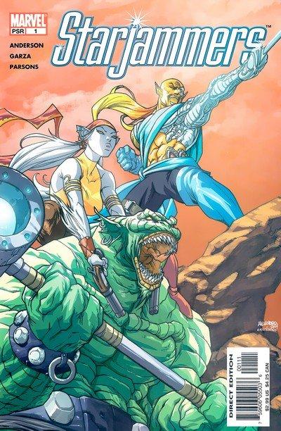 Starjammers Vol. 2 #1 – 6 (2004)