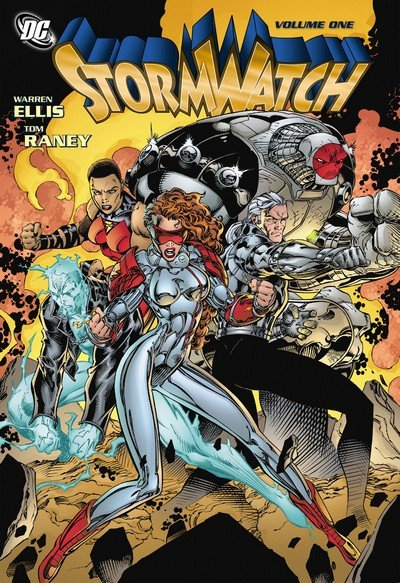 StormWatch Vol. 1 – 2 (TPB) (2012-2014)