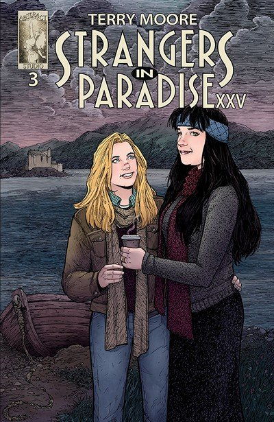 Strangers in Paradise XXV #3 (2018)