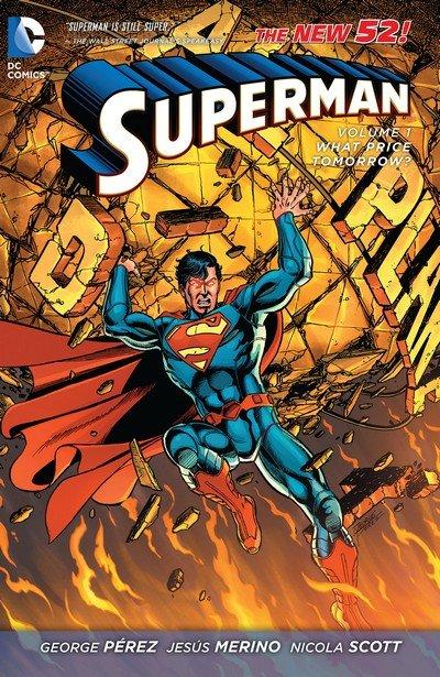 Superman Vol. 3 (New 52 TPB) – Vol. 1 – 6 + Before The Truth + Return to Glory (2012-2016)
