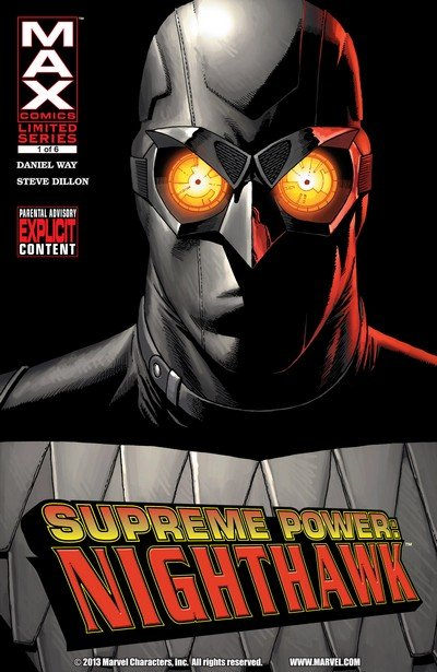 Supreme Power – Nighthawk #1 – 6 (2005-2006)