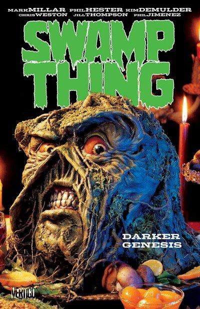 Swamp Thing – Darker Genesis (TPB) (2015)