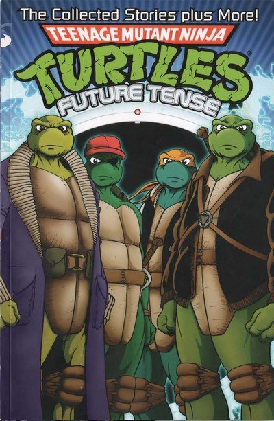 TMNT Adventures – Future Tense (Manually Collected) (1993)