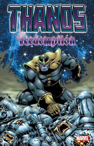 Thanos – Redemption (TPB) (2013)