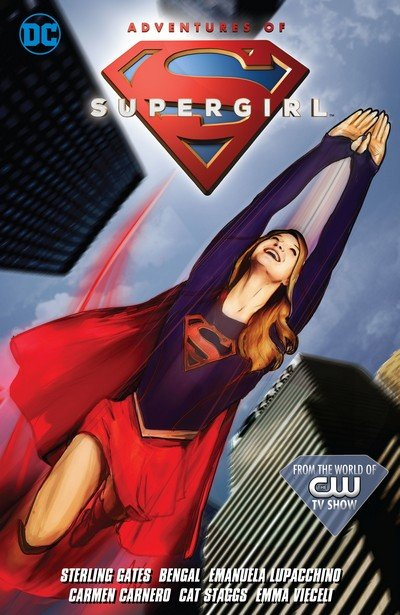 The Adventures of Supergirl (TPB) (2016)