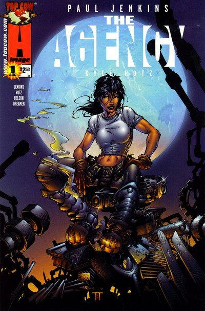 The Agency #1 – 6 (2001-2002)