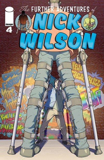The Further Adventures Of Nick Wilson #4 (2018)