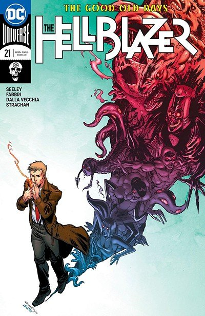 The Hellblazer #21 (2018)