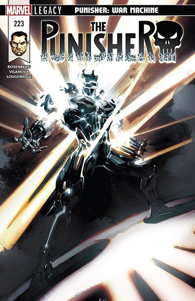 The Punisher #223 (2018)