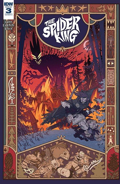 The Spider King #3 (2018)