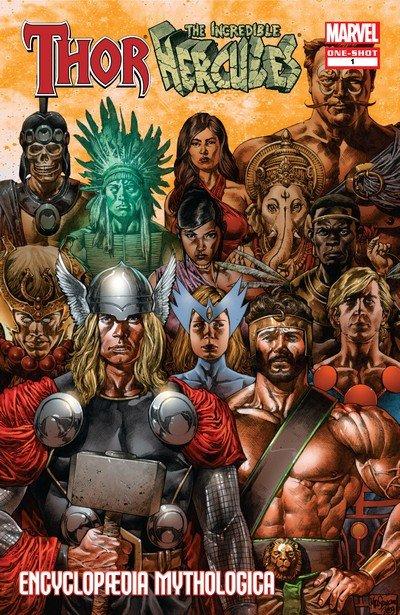 Thor & Hercules – Encyclopaedia Mythologica (2009)
