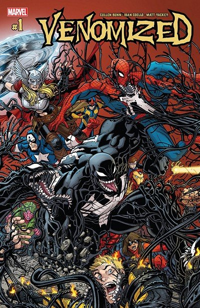 Venomized #1 (2018)