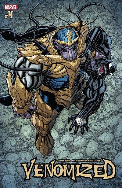 Venomized #4 (2018)