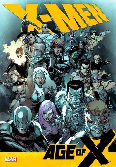 X-Men – Age of X (HD) (2011)