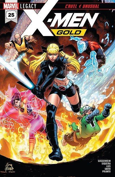 X-Men Gold #25 (2018)
