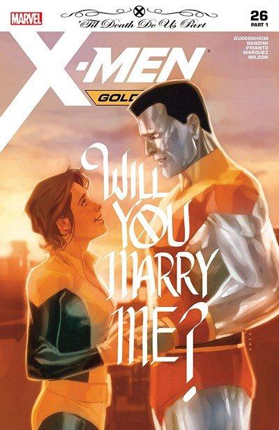 X-Men Gold #26 (2018)