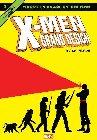 X-Men – Grand Design (TPB) (2018)