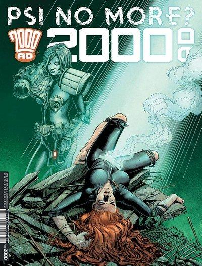 2000AD #2080 (2018)
