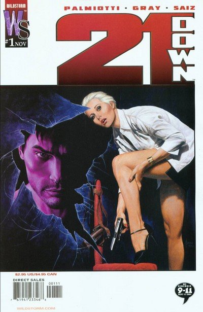 21 Down #1 – 12 (2002-2003)