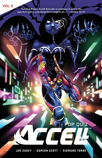 Accell Vol. 2 – Pop Quiz (TPB) (2018)