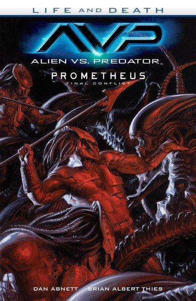 Alien vs. Predator – Life and Death (TPB) (2017)