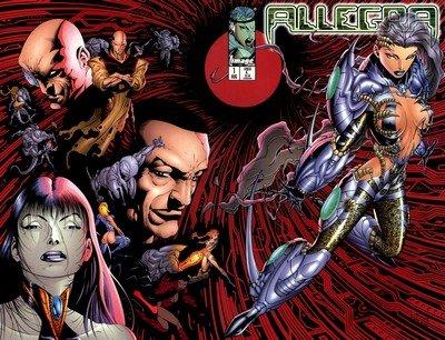 Allegra #1 – 4 (1996)