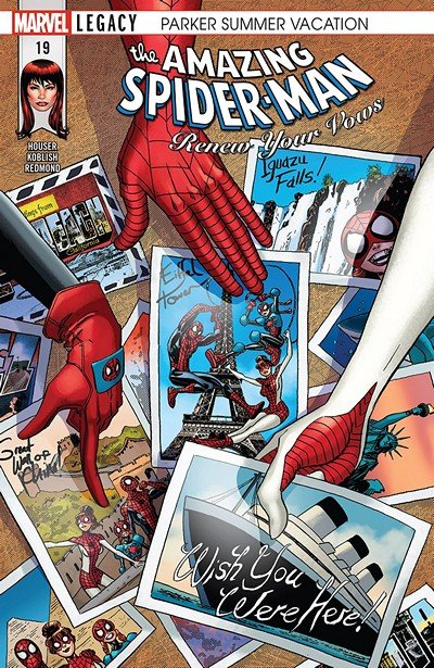 Amazing Spider-Man – Renew Your Vows #19 (2018)