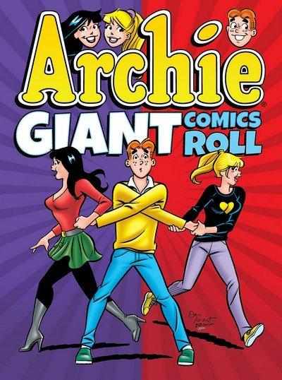 Archie Giant Comics Roll (TPB) (2018)