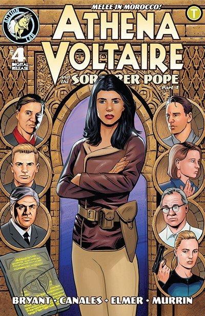 Athena Voltaire #4 (2018)