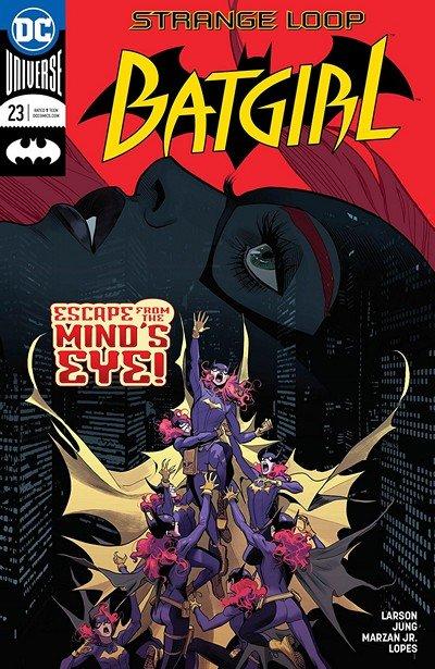 Batgirl #23 (2018)