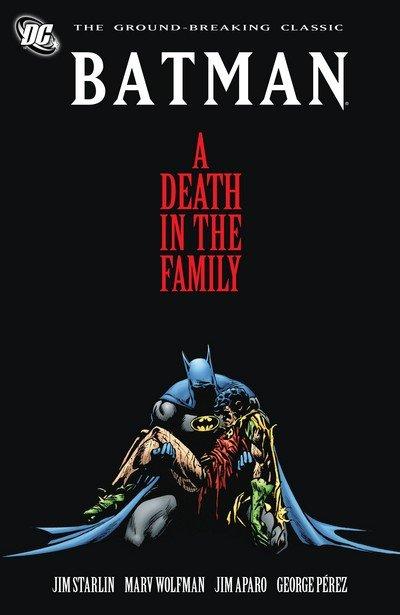 Batman – A Death in the Family (TPB) (2011)
