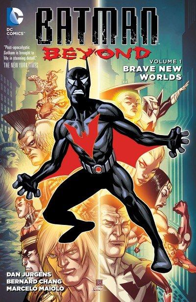 Batman Beyond Vol. 1 – 3 (TPB) (2016-2017)