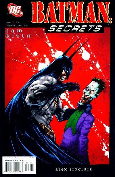 Batman – Secrets #1 – 5 (2006)