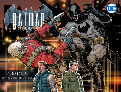 Batman – Sins of the Father #7 (2018)