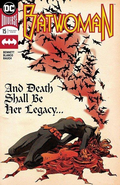 Batwoman #15 (2018)
