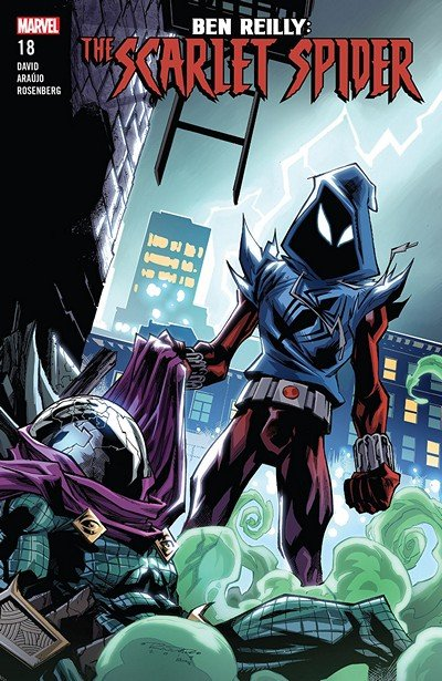 Ben Reilly – The Scarlet Spider #18 (2018)