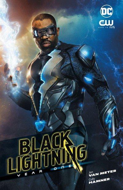 Black Lightning – Year One (TPB) (2017)