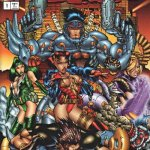Bloodpool Vol. 1 #1 – 4 (1995)