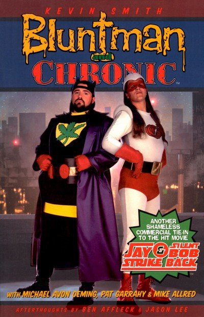 Bluntman & Chronic by Kevin Smith (TPB) (2001)