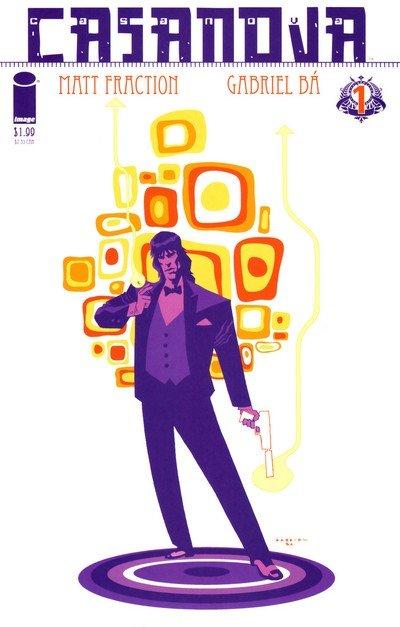 Casanova #1 – 14 (2006-2008)