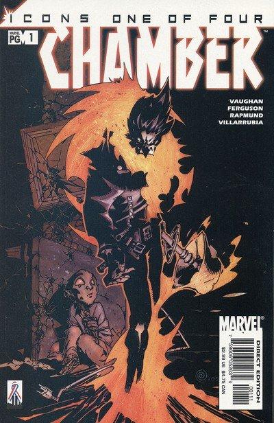 Chamber Vol. 1 #1 – 4 (2002-2003)