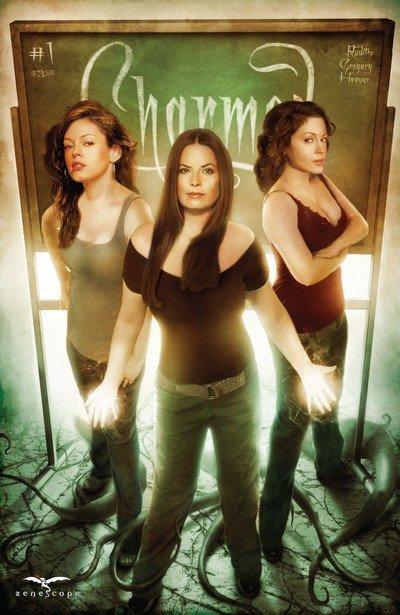 Charmed #0 – 24 (2010-2012)