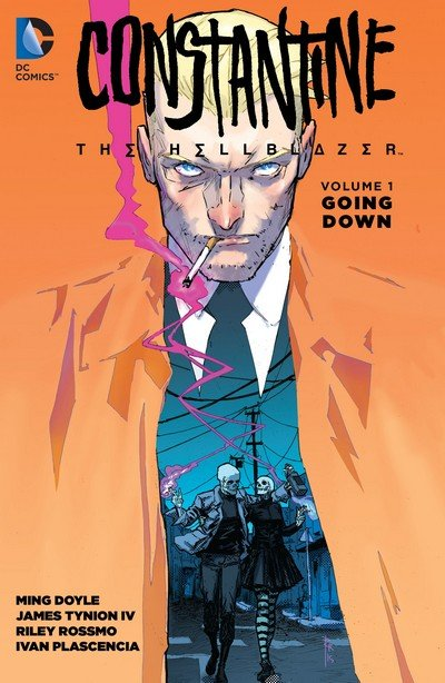 Constantine – The Hellblazer Vol. 1 – Going Down (TPB) (2016)