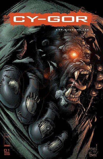 Cy-Gor #1 – 6 (1999)