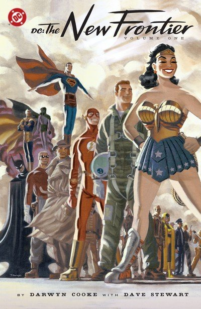 DC – The New Frontier Vol. 1 – 2 (TPB) (2004-2005)