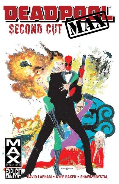 Deadpool MAX – Second Cut (TPB) (2012)
