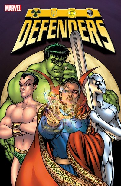 Defenders – Indefensible (TPB) (2007)