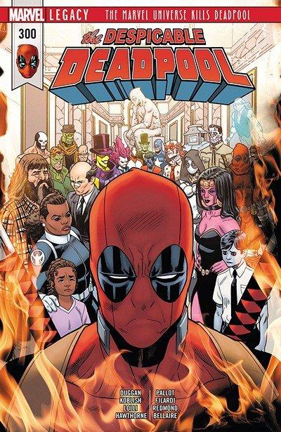 Despicable Deadpool #300 (2018)