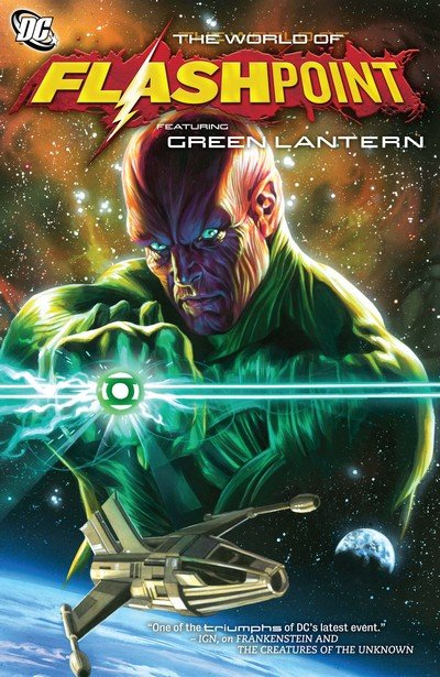 Flashpoint – The World of Flashpoint Featuring Green Lantern (2012)